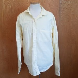 Diane Von Furstenberg Vintage Button Down Shirt 10